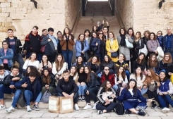 Projeto Erasmus + Meeting Itália