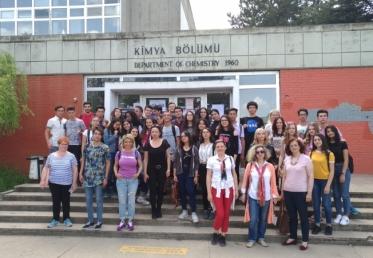 Projeto Erasmus+ 2º Meeting Turquia