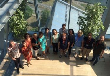 Projeto Erasmus+ 2º Meeting Letónia