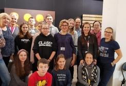 Staff meeting na Polónia