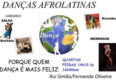 Danças Afrolatinas