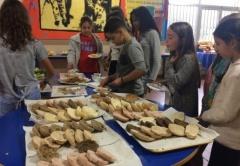 Dia Mundial da Alimentação - EB1,2 Dr. Nuno Simões