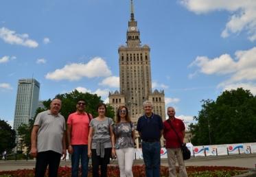 Projeto Erasmus+ Meeting final Polónia
