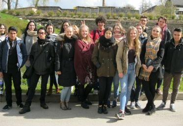 Projeto Erasmus+ 1º Meeting Letónia