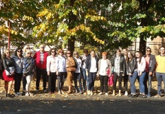 Projeto Erasmus+ Meeting Turim