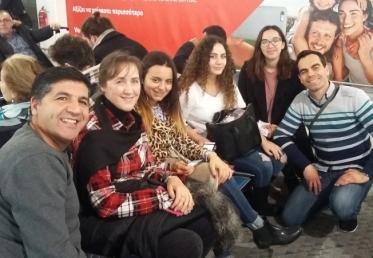 Projeto Erasmus+ Meeting Grécia