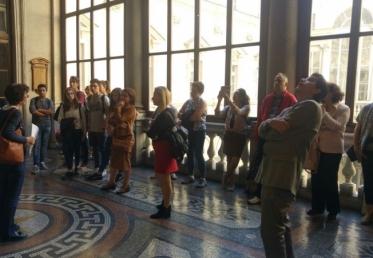 Projeto Erasmus+ Meeting Itália