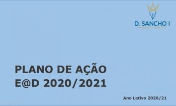 Plano de ação E@D 2020/2021