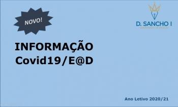 Informação Covid19/E@D